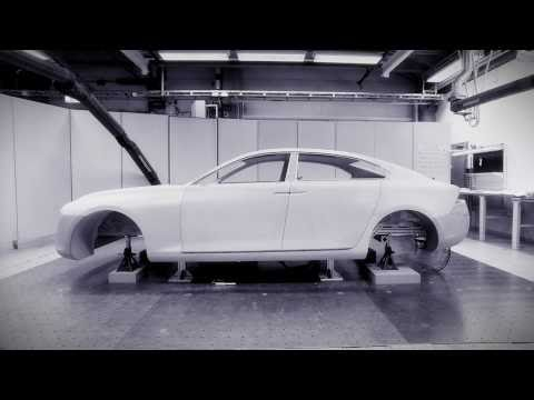 The craftsmanship of the Volvo Concept Universe