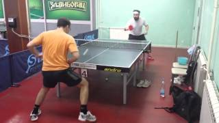 My Side Of Table Tennis II