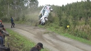Tengtools Ralli 2016, Kitee (crash & action)