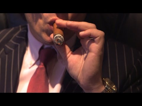 What Makes These $47,000 Cigars Special?