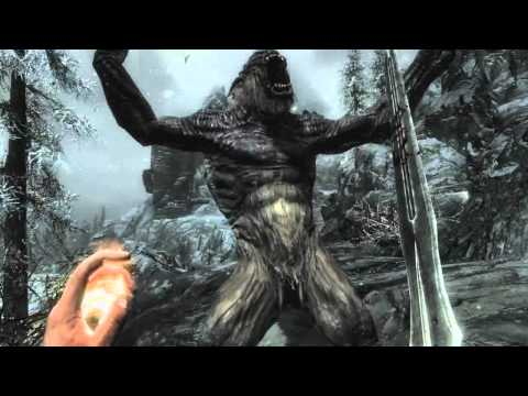 Misc Computer Games - Skyrim - Main Theme