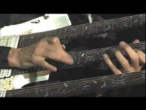 Steve Vai - i Know You're Here video
