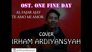 download lagu Al Fajar Ajay-te Amo Mi Amor Cover Acoustik By gratis