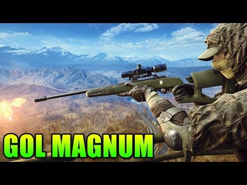 Battlefield 4 - Sniper Sunday: GOL Magnum Review