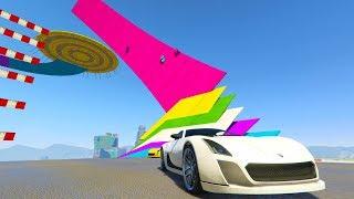 INCREIBLE! WALLRIDE MARCHA ATRAS!! - CARRERA GTA V ONLINE - GTA 5 ONLINE