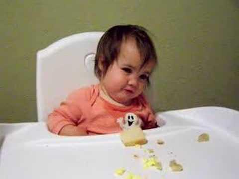 happy sleping baby liliy