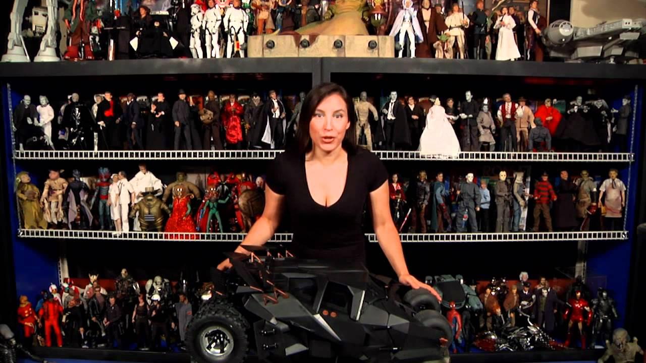 Batmobile Dark Knight Hot Toys Hot Toys Batmobile/tumbler