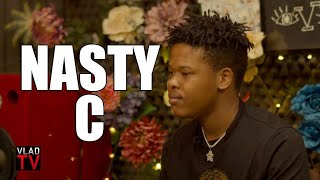 Nasty C on Past Beef with A-Reece, Current Beef with DJ Speedsta (Part 4)