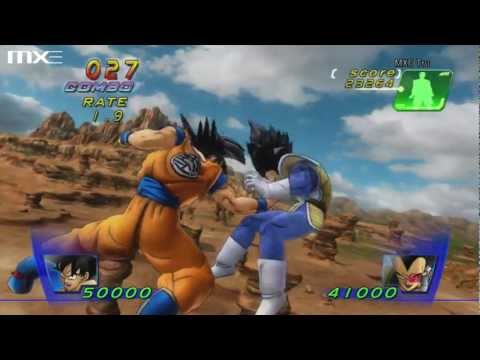 Dragon Ball Z for Kinect - Saiyan Saga HD