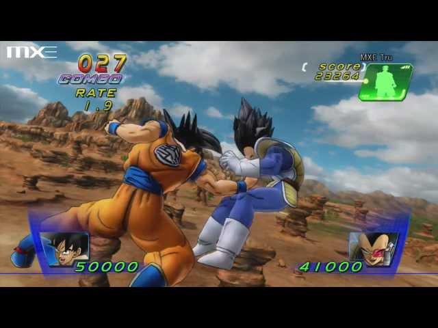 Dragon Ball Z for Kinect - Saiyan Saga HD