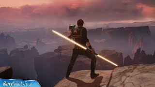 STAR WARS Jedi Fallen Order - How to Get the Double Bladed Lightsaber Location Guide