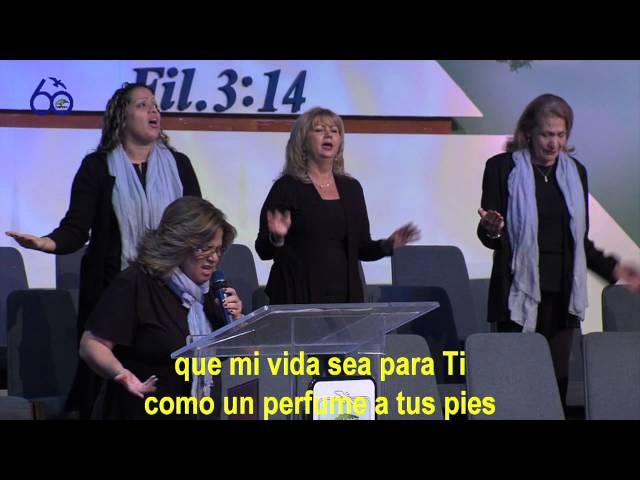 Alabanza y Adoración Dir. Mariela Camacho Culto 28-10-14