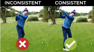 PERFECT GOLF BACK SWING FOR SENIOR GOLFERS