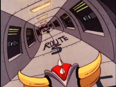 Ufo Robot Grendizer - Secret Route 5