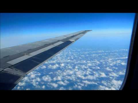 Delta Airlines Full Flight: Detroit-Atlanta