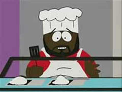 Isaac Hayes/South Park Chef Tribute Video