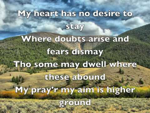 Gospel Music - Higher Ground