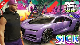Gta 5 modded crew colors neon purple dresses
