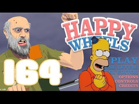 HAPPY WHEELS: Episodio 164