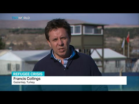 UN Commissioner for refugees visits refugee camp in Turkey, Francis Collings reports from Gaziantep