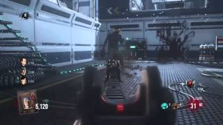 call of duty advanced warfare Exo zombie (HAVOC DLC) part 1