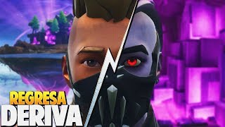DERIVA REGRESA a FORTNITE? - NUEVO EVENTO del CUBO *MISTERIO* | FORTNITE: Battle Royale