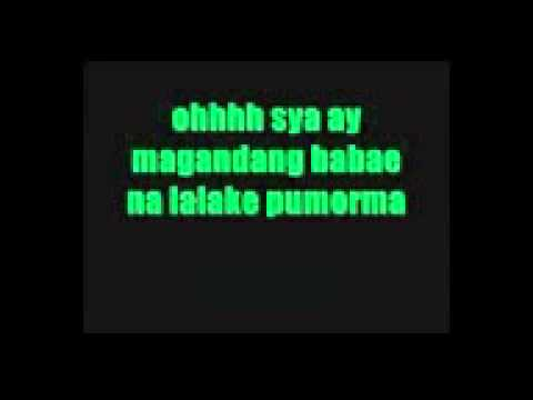 Lakas Tama By Ayeeman Ft  Mike Kosa With Lyrics   Youtube video