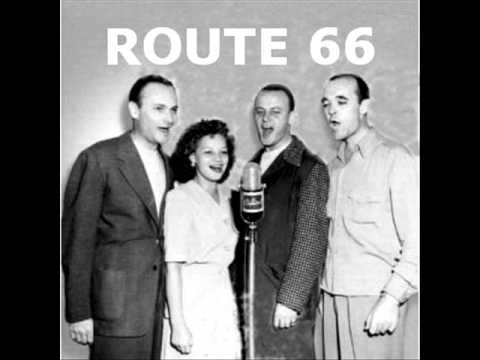 The Pied Pipers - ROUTE66