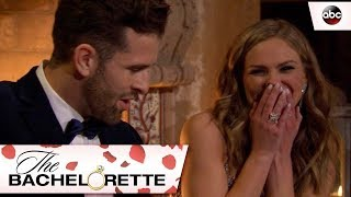 Jed Sings to Hannah – The Bachelorette