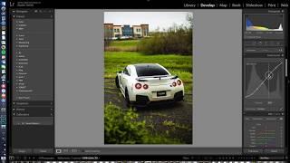 AUTOMOTIVE PHOTOGRAPHY EDIT TUTORIAL/ SUMMIT.SS 2019