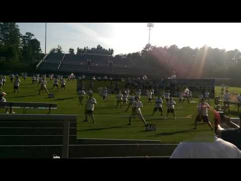 Duluth High School Marching Band 7-25-14