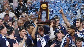Villanova beats Michigan to win the NCAA men's basketball tournament
