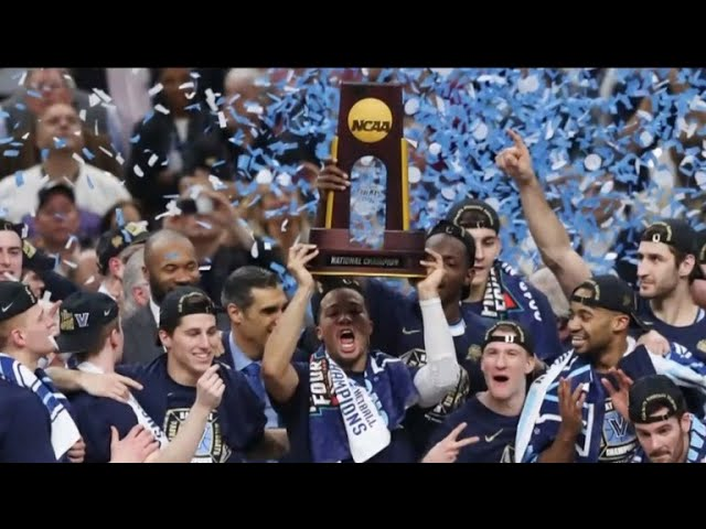 Villanova beats Michigan to win the NCAA men's basketball tournament