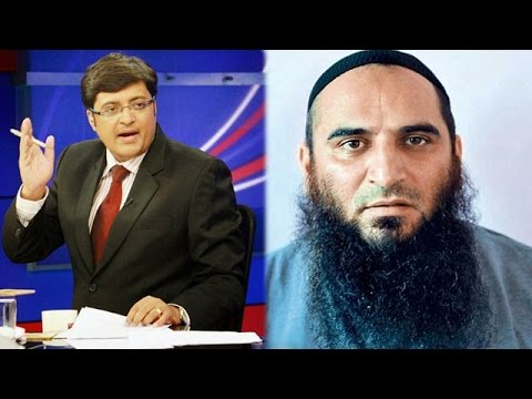 Masarat Launched Anti India Rally - The Newshour Debate: Will Govt #ReArrestMasarat?