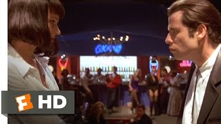 Dancing at Jack Rabbit Slim's - Pulp Fiction (5/12) Movie CLIP (1994) HD