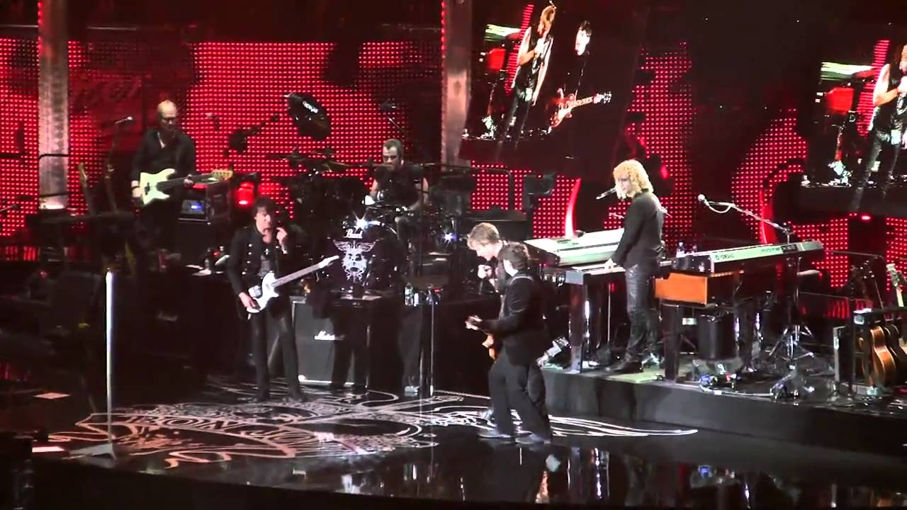 Bon jovi bad medicine live at madison square garden 2011 hd youtube for Bon jovi madison square garden