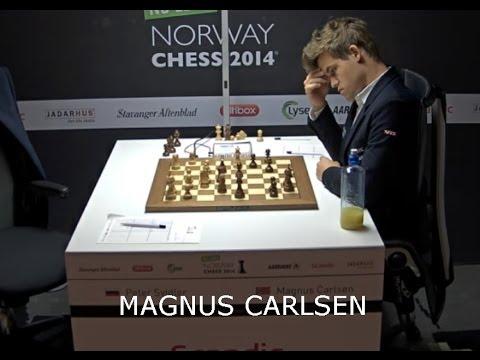 Ajedrez Noruega 2014 - Super Torneo Ajedrez Noruega 2014 Ajedrez Carlsen Svidler