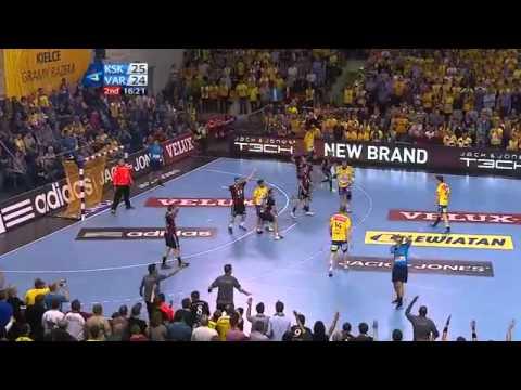 Vive Tauron Kielce Vs Vardar Skopje   EHF  Full Match