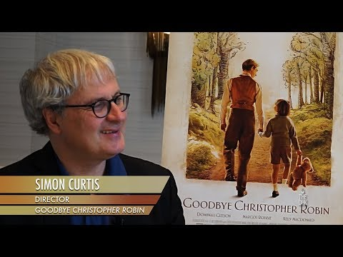 'Goodbye Christopher Robin' Interview | Director Simon Curtis