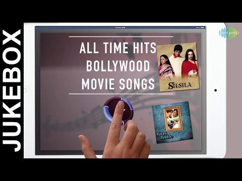 All Time Hits Bollywood Movie Songs   Kabhie Kabhie & Silsila   Audio Jukebox