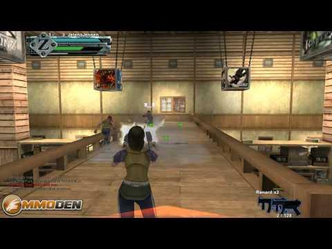 Gunz Gameplay Review - Inside the Den HD Video