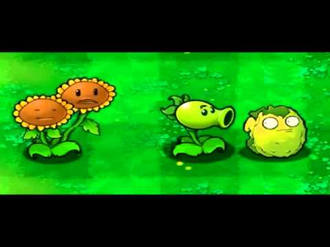 Plantas vs. Zombies La mordida de nuez fandub español