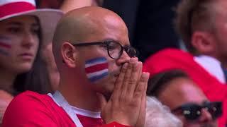 TyC Sports Rusia 2018 Suiza - Costa Rica #NoTodosPasan