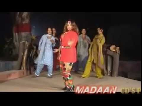 nazia iqbal new  pashto fresh song 2011 with see the dance of...
