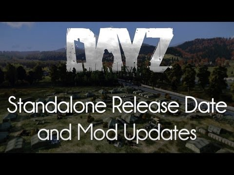 ARMA 2: DayZ Mod — Standalone Release Date Speculation and Mod Updates!