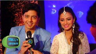 Ada Khan And Kabir In Serial Piya Basanti Re On Sony Pal