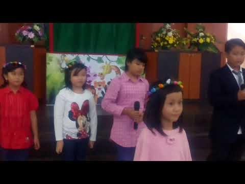 Lagu dan Tari dari SD Kristen Bina Harapan Purbalingga