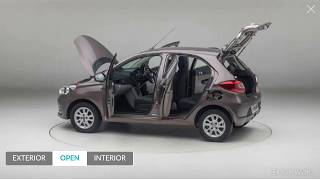 Tata Tiago  Car 360°, Tiago Virtual Drive ,