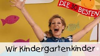 Wir Kindergartenkinder - Singen, Tanzen und Bewegen || Kinderlieder