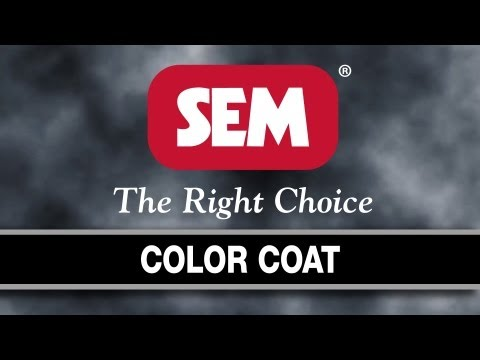 SEM Products. Inc. - COLOR COAT